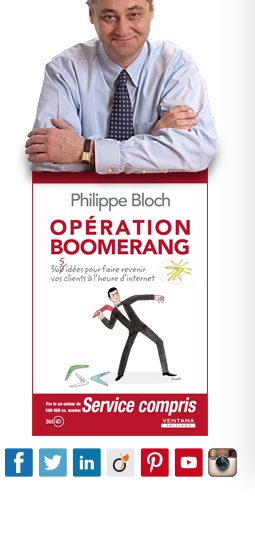 Philippe Bloch : Operation Boomerang